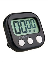 cheap -Digital Stopwatch Kitchen Timer Big Digits Loud Alarm Magnetic Backing Stand with Large LCD Display for Cooking Baking Sports Games
