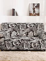 cheap -Floral Print Dustproof All-powerful Slipcovers Stretch Sofa Cover Super Soft Fabric Couch Cover With One Free Boster Case(Chair/Love Seat/3 Seats/4 Seats)