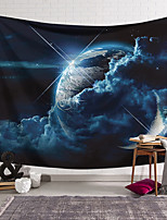 cheap -Wall Tapestry Art Decor Blanket Curtain Hanging Home Bedroom Living Room Decoration Polyester Starry Sky