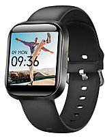 cheap -GT1pro Smartwatch for Android iOS IP68 Waterproof Sports Tracker Support Heart Rate Monitor Blood Pressure Measurement Pedometer Call Reminder Sleep Tracker