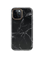 cheap -Full Body Rugged Phone Case For iPhone 12 Pro Max 11 SE 2020 X XR XS Max 8 7 TPU Shockproof Marble Bumper Cover WITHOUT Built-in Screen Protector