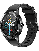 cheap -S32 Unisex Smartwatch Bluetooth Heart Rate Monitor Blood Pressure Measurement Sports Calories Burned Media Control Stopwatch Pedometer Call Reminder Sleep Tracker Sedentary Reminder