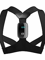 """cheap -acculove posture corrector for men and women - chip record posture correction belt adjustable and comfortable scoliosis back humpback correction for students & children & adult m(23.6""""-31.5"""")"""