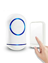 cheap -Home Wireless Doorbell Exchange Digital Music Doorbell Smart Doorbell Dingdong Doorbell