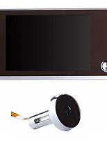 cheap -3.5 inch Wireless Smart Video Doorbell LCD Digital Peephole Viewer Security Camera Monitor