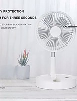 cheap -Mini Portable Fan Handheld Electric USB rechargeable fan Appliances Desktop Air Cooler Outdoor Travel hand fan