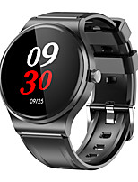 cheap -S30 Smartwatch Fitness Watch IP 67 Waterproof Heart Rate Monitor Blood Pressure Measurement Pedometer Call Reminder Sedentary Reminder for Android iOS Men Women / Sports / Find My Device