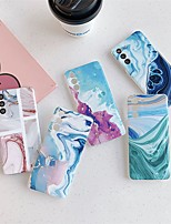 cheap -Phone Case For Samsung Galaxy Back Cover S21 S21 Plus S21 Ultra S20 S20 Plus S20 ultra S20 FE 5G Galaxy A41 A31 A51 5G Shockproof Dustproof Marble TPU