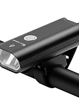 cheap -LED Bike Light Front Bike Light LED Bicycle Cycling Waterproof Super Bright Durable Rechargeable Li-Ion Battery 1200 lm USB White Camping / Hiking / Caving Everyday Use Cycling / Bike - WEST BIKING®