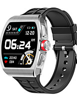 cheap -TK18 Smartwatch for Android iOS Bluetooth IP68 Waterproof Level Waterproof Touch Screen Sports Long Standby Hands-Free Calls Pedometer Call Reminder Activity Tracker Sedentary Reminder