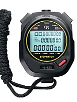 cheap -Professional Digital Stopwatch Timer Multifuction Handheld Training Timer Portable Outdoor Sports Running Chronograph Stop Watch