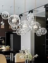 cheap -78 cm Single Design Pendant Light Metal LED Nordic Style 110-240 V