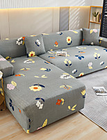 cheap -Simple life Sofa Cover 1-Piece Couch Cover Fit for 1-4 Seater L-shape Couch Soft Stretch Slipcover Spandex Jacquard Fabric Easy to Install(1 Free Cushion Cover)