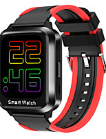 cheap -N01 Smartwatch Fitness Watch for Android iOS Bluetooth IP68 Waterproof Touch Screen Heart Rate Monitor Pedometer Call Reminder Activity Tracker Men Women / Blood Pressure Measurement / Sports