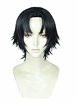 cheap -magic acgn chrollo lucilfer anime cos wig costume character wig cosplay wig