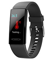 cheap -v100s Smartwatch for Android iOS IP68 Waterproof Sports Tracker Support Heart Rate Monitor Sports Long Standby Smart Pedometer Sleep Tracker Sedentary Reminder