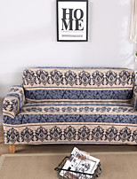 cheap -Bohemian Print Dustproof All-powerful Slipcovers Stretch Sofa Cover Super Soft Fabric Couch Cover with One Free Boster Case(Chair/Love Seat/3 Seats/4 Seats)