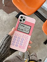 cheap -Phone Case For Apple Back Cover iPhone 12 Pro Max 11 SE 2020 X XR XS Max 8 7 Shockproof Dustproof Heart TPU