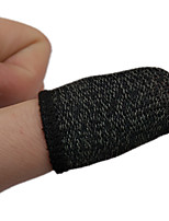 cheap -Creative Anti-sweat Game Finger Cots Eating Chicken Game Touch Screen Anti-sweat Gloves Ultra-thin Knitted Finger Cots