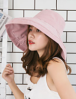 cheap -Sun Hat Hiking Hat Summer Outdoor Sun Protection Breathable Sweat wicking Hat Navy Black Red for
