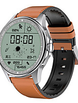 cheap -SK3 Smartwatch Fitness Running Watch IP68 Waterproof Heart Rate Monitor Blood Pressure Measurement Pedometer Call Reminder Sedentary Reminder 50mm Watch Case for Android iOS Men Women / Sports
