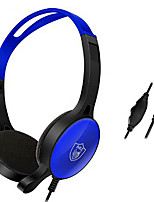 cheap -GM-007 Gaming Headset 3.5mm Audio Jack PS4 PS5 XBOX Ergonomic Design Retractable Stereo for Apple Samsung Huawei Xiaomi MI  PC Computer Gaming