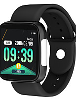 cheap -TOLEDA T5 Smartwatch Fitness Running Watch IP 67 Heart Rate Monitor Blood Pressure Measurement Information ECG+PPG Call Reminder Sedentary Reminder for Android iOS Men Women / Alarm Clock