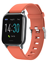 cheap -S50 Smartwatch Fitness Watch IP68 Heart Rate Monitor Blood Pressure Measurement Information Call Reminder Sleep Tracker Sedentary Reminder for Android iOS Men Women / Alarm Clock