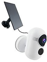 cheap -Solor power 1080P IP Camera Outdoor/Indoor Waterproof Wireless WIFI Remote Surveillance Camera Pet Dog Camera