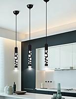 cheap -LED Pendant Light 4 cm Lantern Desgin Pendant Light Metal Modern 220-240V