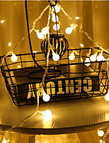 cheap -3M 30LEDs Fairy Garland LED Ball String Lights for Christmas Tree Wedding Home Indoor Decoration AA Powered