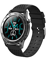 cheap -F22U Smartwatch for Android iOS IP67 Waterproof Sports Tracker Support Heart Rate Monitor Blood Pressure Measurement Sports Timer Stopwatch Pedometer Call Reminder Sleep Tracker