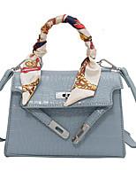 cheap -Women's Bags Top Handle Bag Date Office & Career 2021 Black Blue Red Khaki