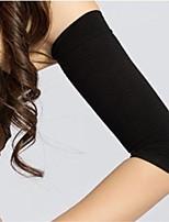 cheap -10 Pairs 420D Skinny Arm Sleeve Shaping Skinny Leg Socks Arm Sleeve Elastic Beauty Arm Sleeve
