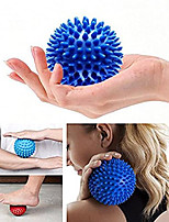 cheap -Leg Muscle Relaxer Massage Massage Ball 1 pcs Sports PVC Leisure Decompression Sports Finger Stretcher Portable Non Toxic Durable Lightweight Massage Trigger Point For Men Women