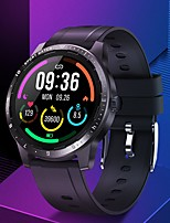 cheap -V200 Smartwatch for Android iOS 1.28-inch Sports Tracker Support Heart Rate Monitor Blood Pressure Measurement ECG+PPG Pedometer Call Reminder Sleep Tracker