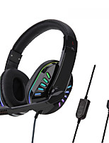 cheap -SOYTO SY755MV Gaming Headset USB Wired Ergonomic Design RGB Lights InLine Control for Apple Samsung Huawei Xiaomi MI  PC Computer Gaming