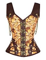 cheap -new gothic palace corset, amazon aliexpress wish cross-border e-commerce supply manufacturer one generation