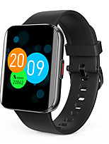 cheap -S1 Smartwatch Fitness Watch for Android iOS IP 67 Waterproof Touch Screen Heart Rate Monitor Pedometer Call Reminder Sleep Tracker Men Women / Blood Pressure Measurement / Sports / Long Standby