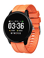 cheap -B7 Smartwatch for Android iOS IP 67 Waterproof Level Heart Rate Monitor Blood Pressure Measurement Information Blood Oxygen Measurement Call Reminder Sedentary Reminder Alarm Clock Men Women