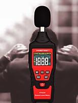 cheap -Digitale Mini Audio Sound Level Meter Noise Tester 35-130dB In Decibel Lcd-scherm Met Achtergrondverlichting Nauwkeurigheid Tot 1.5dB Habotest