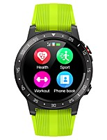 cheap -M5S Smartwatch Fitness Watch for Android iOS Bluetooth IP68 Waterproof Touch Screen Heart Rate Monitor Pedometer Call Reminder Activity Tracker Men Women