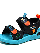 cheap -Boys' Sandals School Shoes Beach PU Katy Perry Sandals Big Kids(7years +) Sports & Outdoor Daily Walking Shoes Blue Black Summer