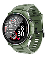 cheap -REWARD RDS74003 Smartwatch Fitness Running Watch IP 67 Waterproof Touch Screen Heart Rate Monitor Stopwatch Pedometer Call Reminder for Android iOS Men Women / Blood Pressure Measurement / Sports