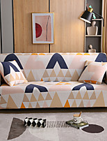 cheap -Geometry Sofa Cover 1-Piece Couch Cover Fit for 1-4 Seater L-shape Couch Soft Stretch Slipcover Spandex Jacquard Fabric Easy to Install(1 Free Cushion Cover)