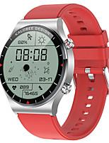 cheap -SK8pro Smartwatch for Android iOS IP68 Waterproof Level Waterproof Heart Rate Monitor Blood Pressure Measurement Sports Smart ECG+PPG Sleep Tracker Sedentary Reminder Men Women