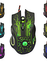 cheap -a885 colorful 6d luminous gaming mouse gaming mouse lol suitable for office games suitable for amazon wish