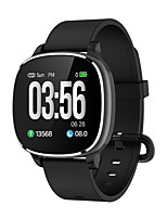 cheap -B19 Smartwatch Fitness Running Watch Bluetooth IP68 Waterproof Touch Screen Heart Rate Monitor Pedometer Call Reminder Activity Tracker for Android iOS Men Women / Blood Pressure Measurement / Sports