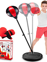 cheap -Punching Bag for Kids Incl Boxing Gloves , 3-8 Years Old Adjustable Kids Punching Bag with Stand , Boxing Bag Set Toy for Boys & Girls