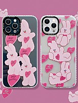 cheap -Phone Case For Apple Back Cover iPhone 12 Pro Max 11 SE 2020 X XR XS Max 8 7 6 Shockproof Dustproof Cartoon TPU